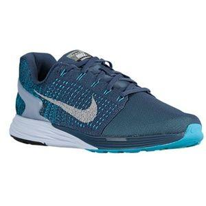 fd3c648ab446 Nike Shoes - NIB Nike Lunarglide 7 Running Shoe - Size 10 mens